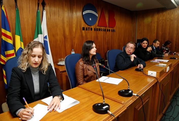 Análise da violência doméstica em audiência pública vai gerar relatório da OAB/MS